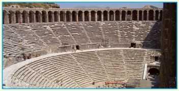 Aspendos Tiyatrosu