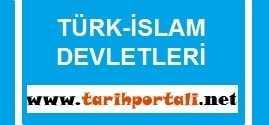 türk-islam devletleri