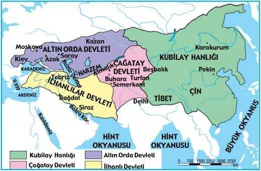 Cengiz Han'dan Sonra Asya