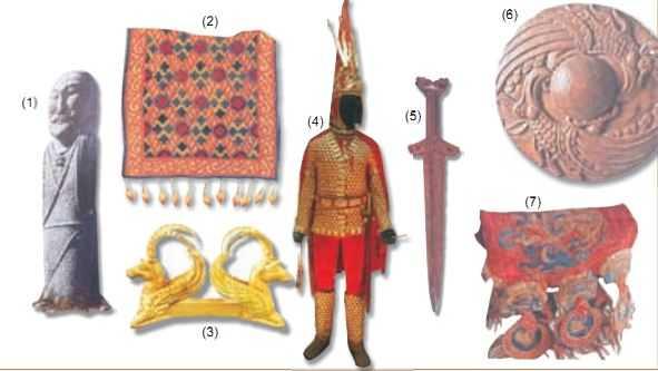 türk sanatına örnekler
