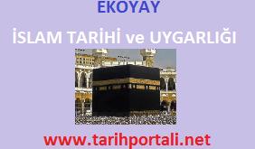 islam tarihi ve uygarlığı