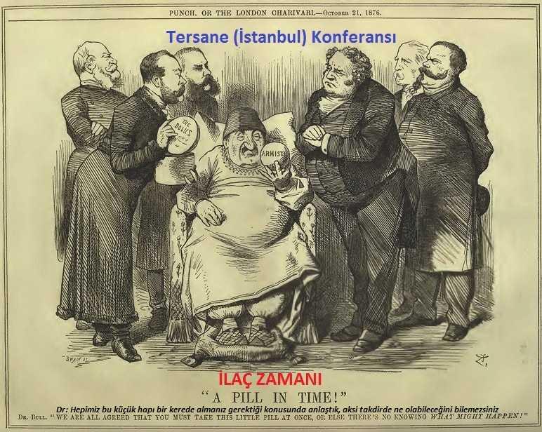 Tersane (İstanbul) Konferansı Hakkında Bilgi
