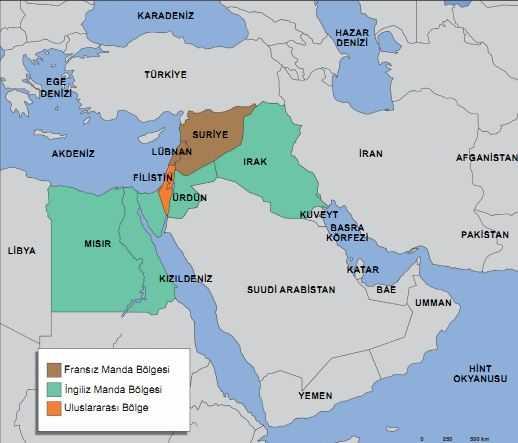 Büyük Güçlerin Orta Doğu Politikaları