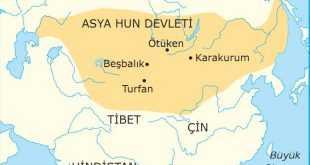 Asya Hun Devleti Özet