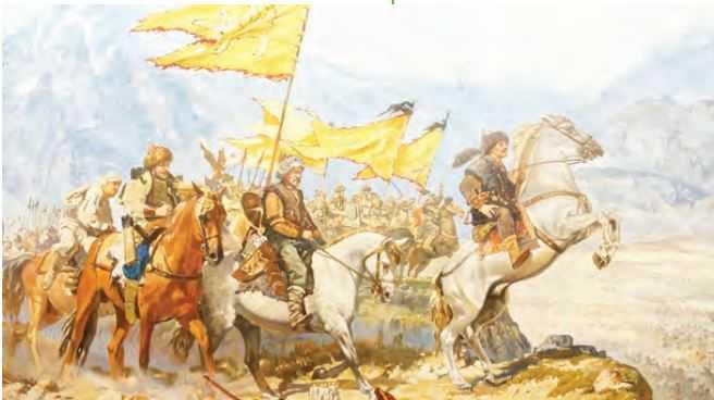 İlk Türk Devletlerinde Güç Paylaşımı ve Yönetim