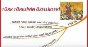 Türklerde Töre Hakkında Bilgi