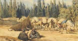 Orta Çağda Ticaret ve Ticari Mekanlar