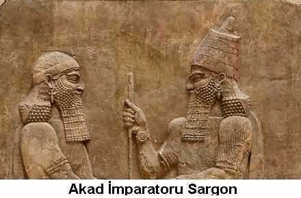 Dünyanın ilk İmparatoru Sargon