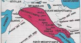 Mezopotamya Neresidir? Mezopotamya Uygarlıkları Hangileridir?