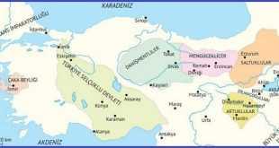 Malazgirt Savaşından Sonra Anadolu'da Kurulan İlk Türk Devletleri