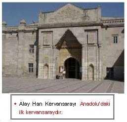 Türkiye Selçuklu Devletinde Mimari ve Mimari Eserler