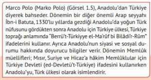 Oğuz Göçleri ve Anadolu Kısaca Özet