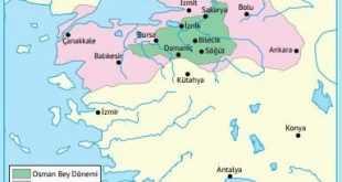 Osmanlı Bizans İlişkileri Maddeler Halinde
