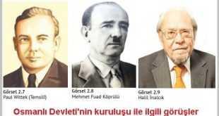 Osmanlı Beyliği'nin Kuruluşu Hakkında İleri Sürülen Nazariyeler