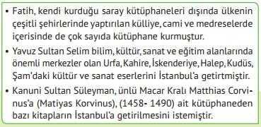Osmanlı'da kütüphaneler Halk Kültürü ve Kitabi Kültür