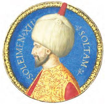 Kanuni Sultan Süleyman Dönemi Siyasi Olayları - Gücünün Zirvesinde Osmanlı