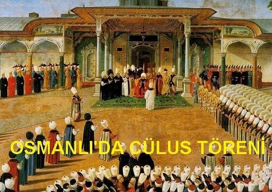 Cülus töreni nasıl yapılır
