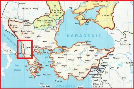 Arnavutluk'un Fethi Sebep ve Sonuçları