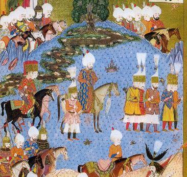 3. İran Seferi (Nahçıvan Seferi) (1553)