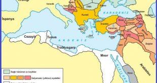 Osmanlı'da Eyalet Sistemi ve Eyalet Çeşitleri