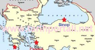 Rusların Osmanlı donanmasını yaktığı olaylar