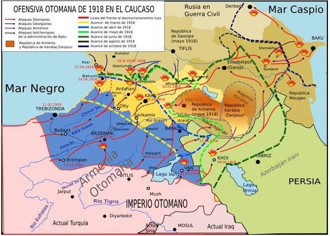 Kafkas İslam Ordusu Harekatı