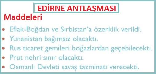 1829 Edirne Antlaşması